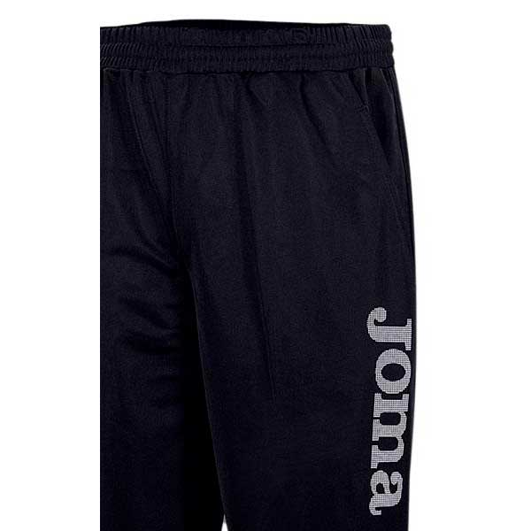 188bb08110 Joma Long Pant Polyfleece Victory Black, Goalinn