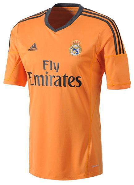7e9780bc379 adidas T-Shirt Real Madrid 3Th 2013-2014