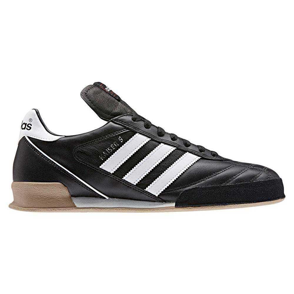 adidas kaiser 5 goal black buy and offers on goalinn. Black Bedroom Furniture Sets. Home Design Ideas