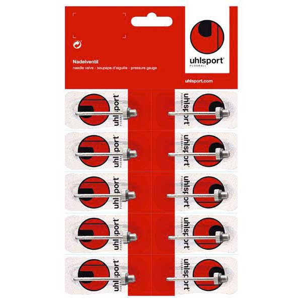 Uhlsport Needle Valve Pu 10 Pcs