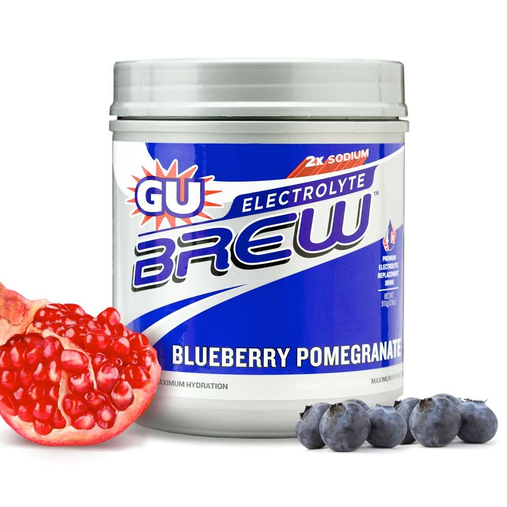 Gu Brew Drink Mix Blueberry Pomegranate