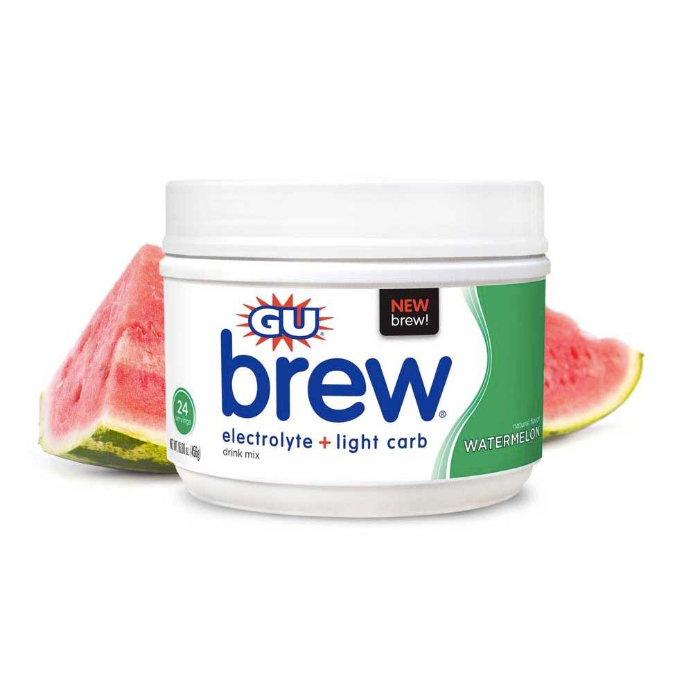 Gu Brew Drink Mix Watermelon