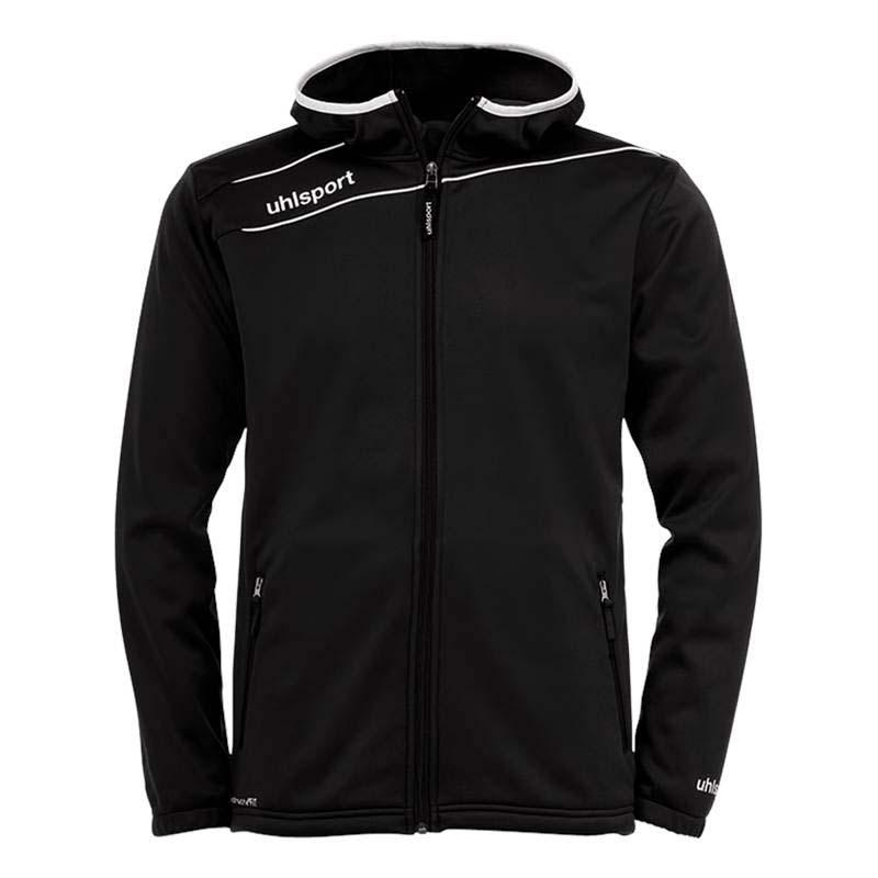 Uhlsport Stream 3.0 Hooded Jacket Preto 23f3cff43c45c