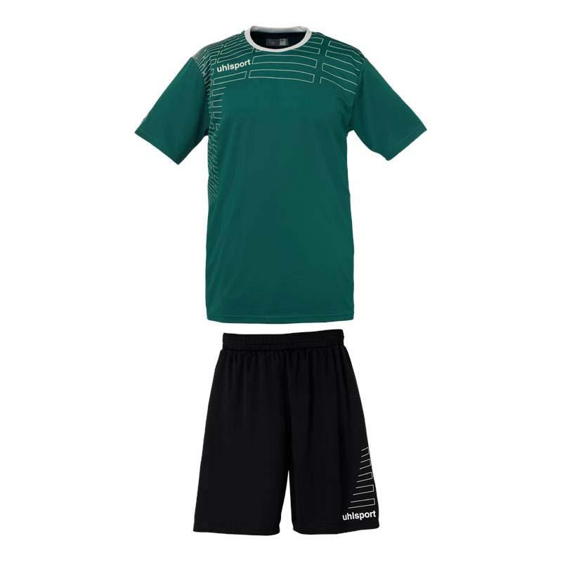 Uhlsport Match Team Kit Shirt&Shorts Ss