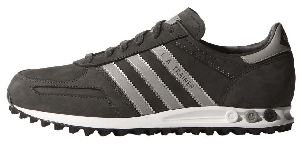 Adidas Originals La Trainer All Black