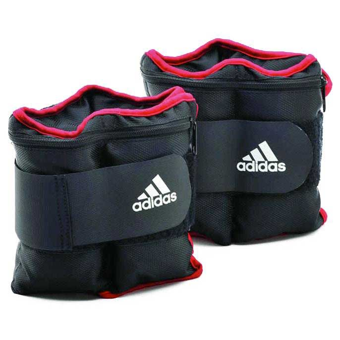 adidas hardware Adjustable Ankle Weights 2 x 2 Kg