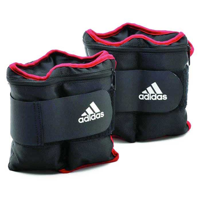 adidas hardware Adjustable Ankle Weights 2 x 1 Kg