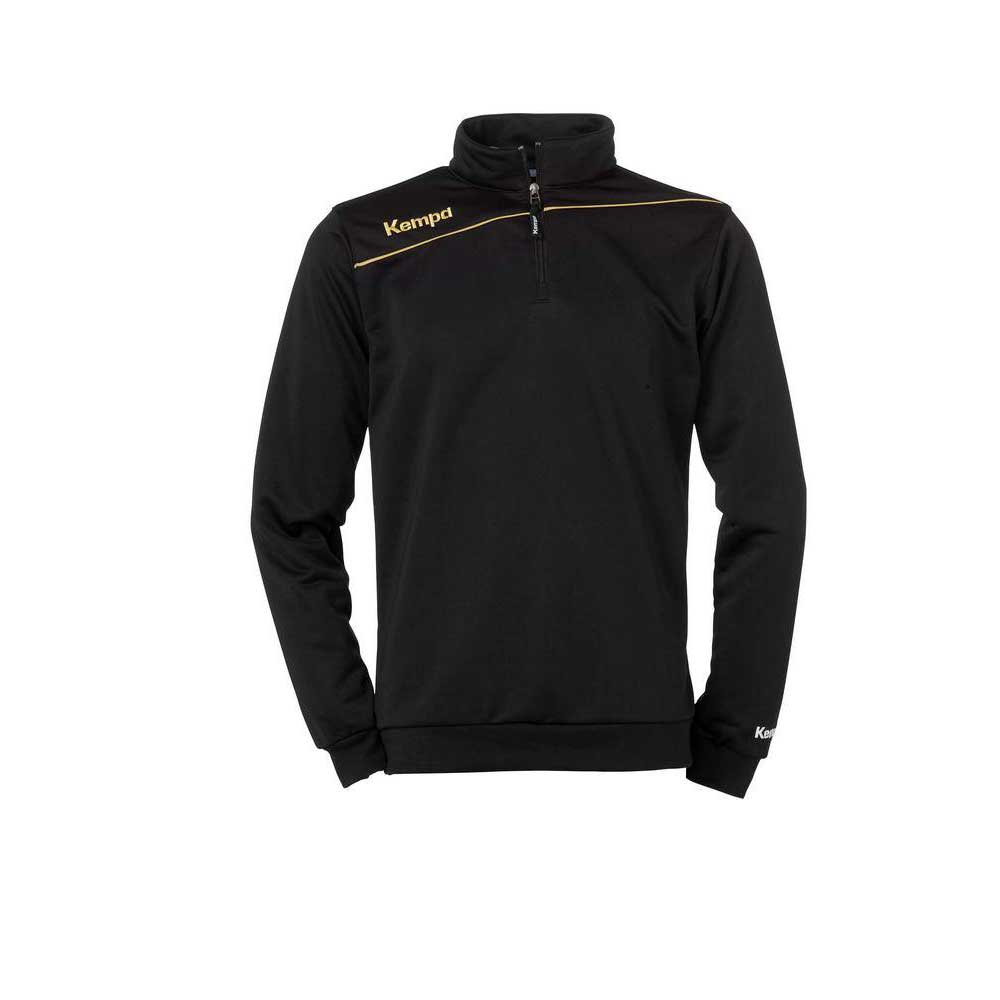 Kempa Gold 1/4 Zip Top