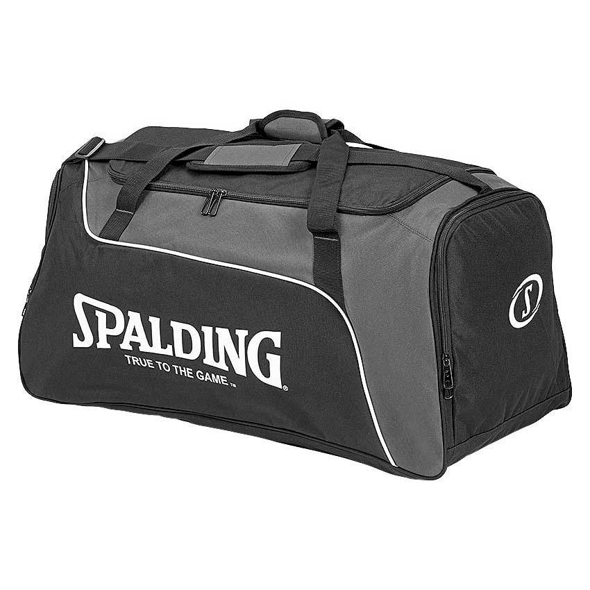 Spalding Sportsbag Large Black buy and offers on Goalinn bc7c477538