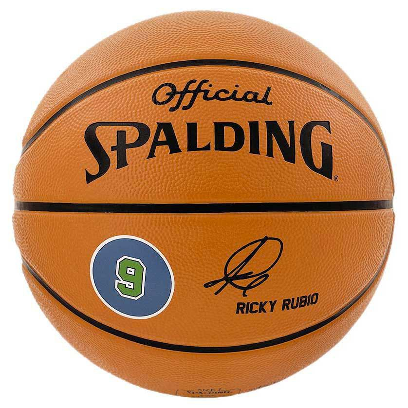 Spalding Player Ricky Rubio