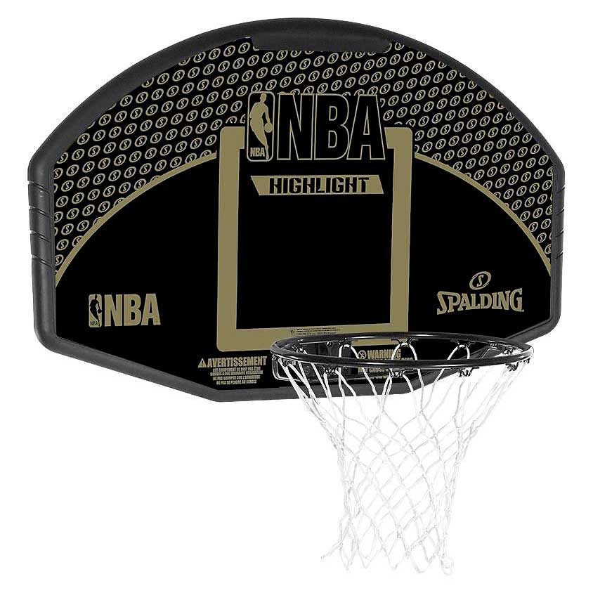 Spalding Backboard Highlight