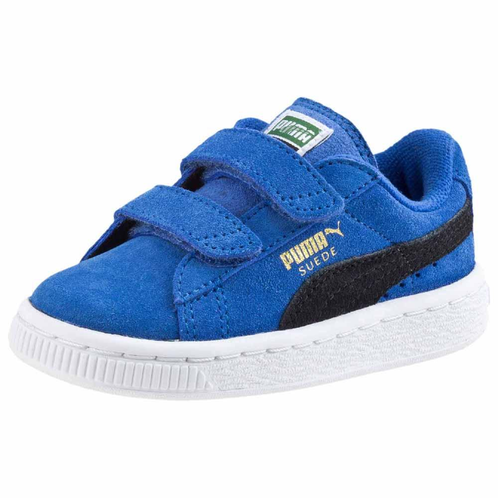 Puma Suede 2 Straps Junior