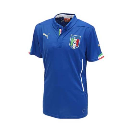 Puma Figc Italia Home Shirt Replica Junior