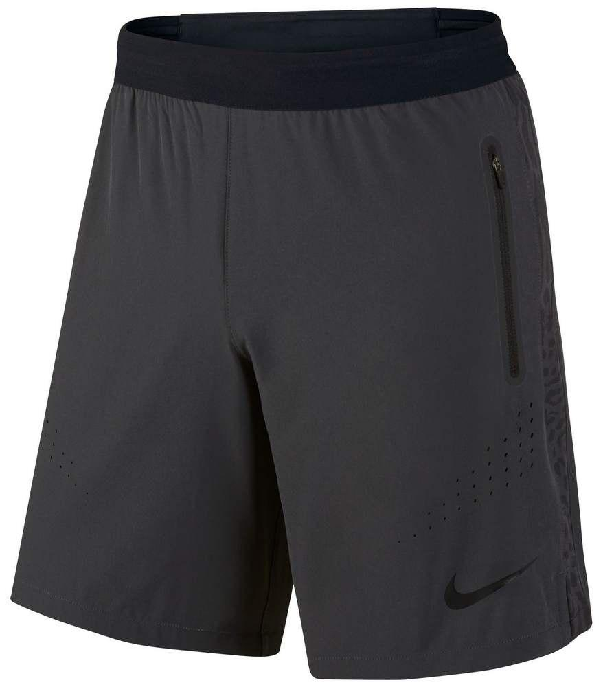 2 Strike Short Select Woven Anthracite Nike Goalinn Black wPSIW
