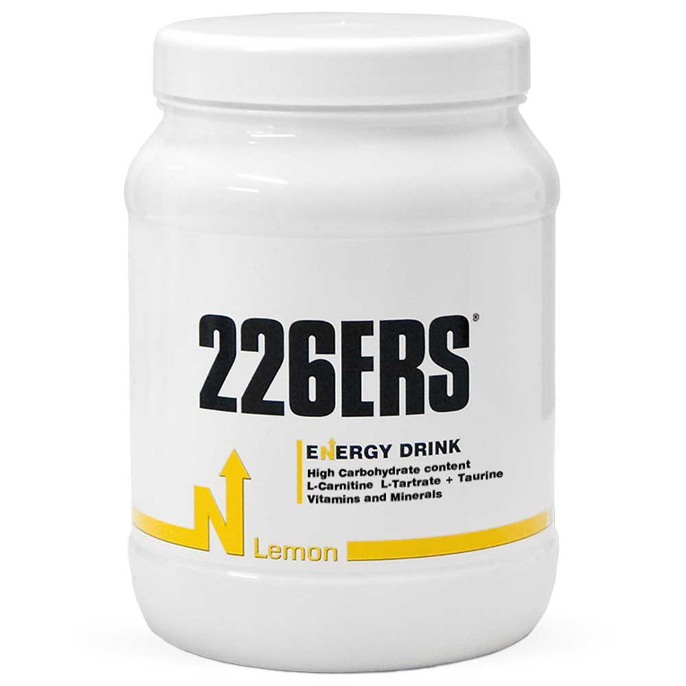 226ers Energy Lemon 500gr