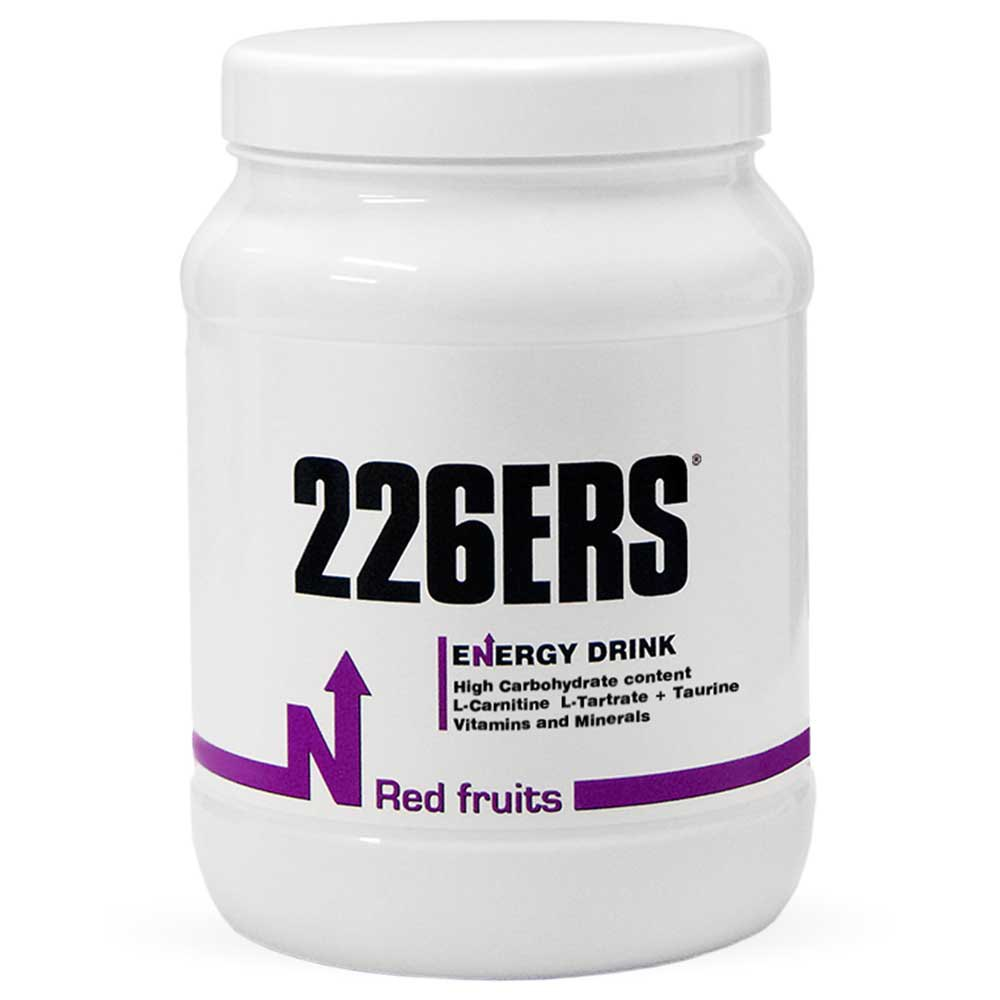 226ers Energy Red Fruits 500 g