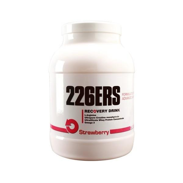 226ers Recovery Strawberry 500 g