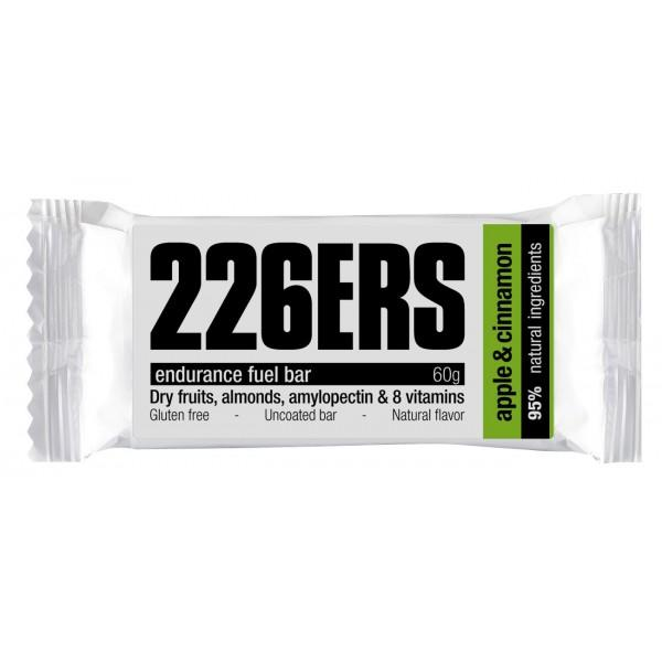 226ers Endurance Fuel Bar Apple & Cinnamon 60gr