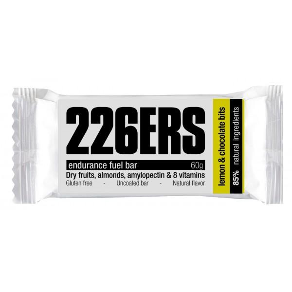 226ers Endurance Fuel Bar Lemon & Chocolate 60gr