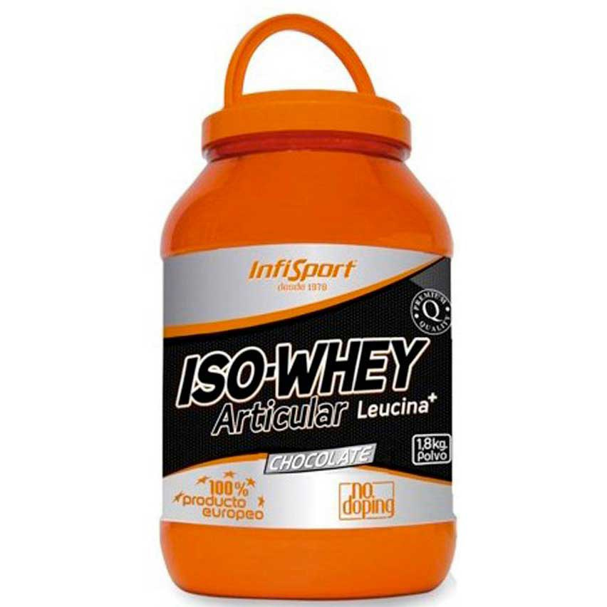 Protéines Infisport Iso-whey Chocolate