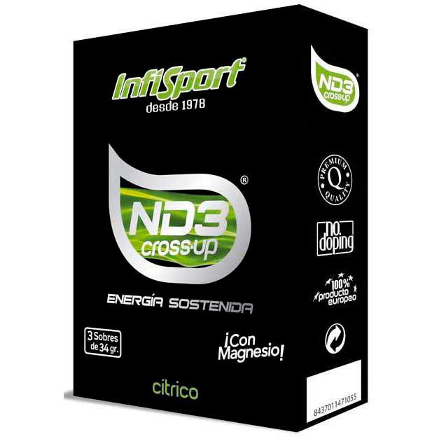 Infisport Nd3 Cross Up 34 g Citrus