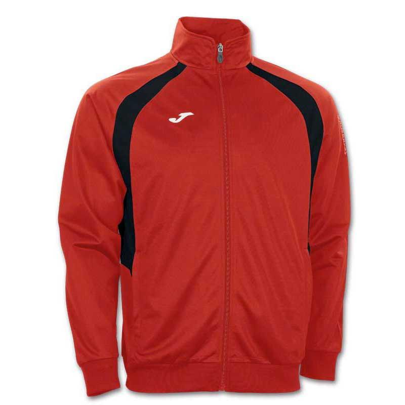 02b29b10e8 Joma Jacket Champion III Red buy and offers on Goalinn
