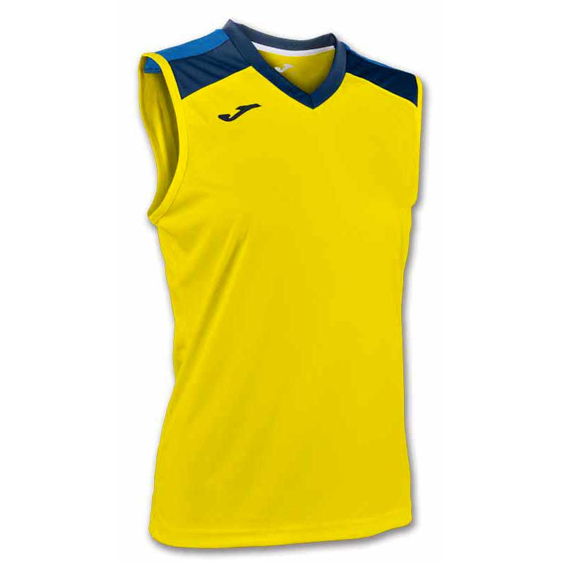 Joma Aloe Volley Shirt Sleeveless