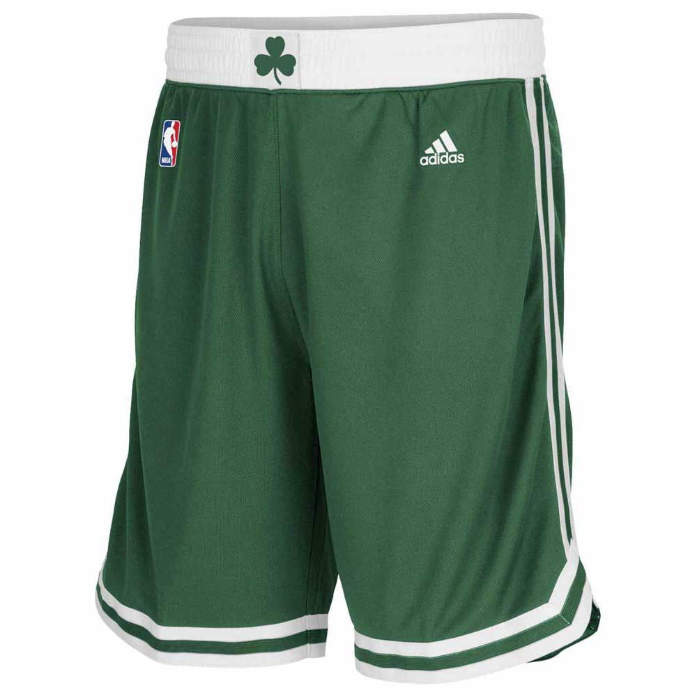 adidas Woven Nba Team Short Boston Celtics
