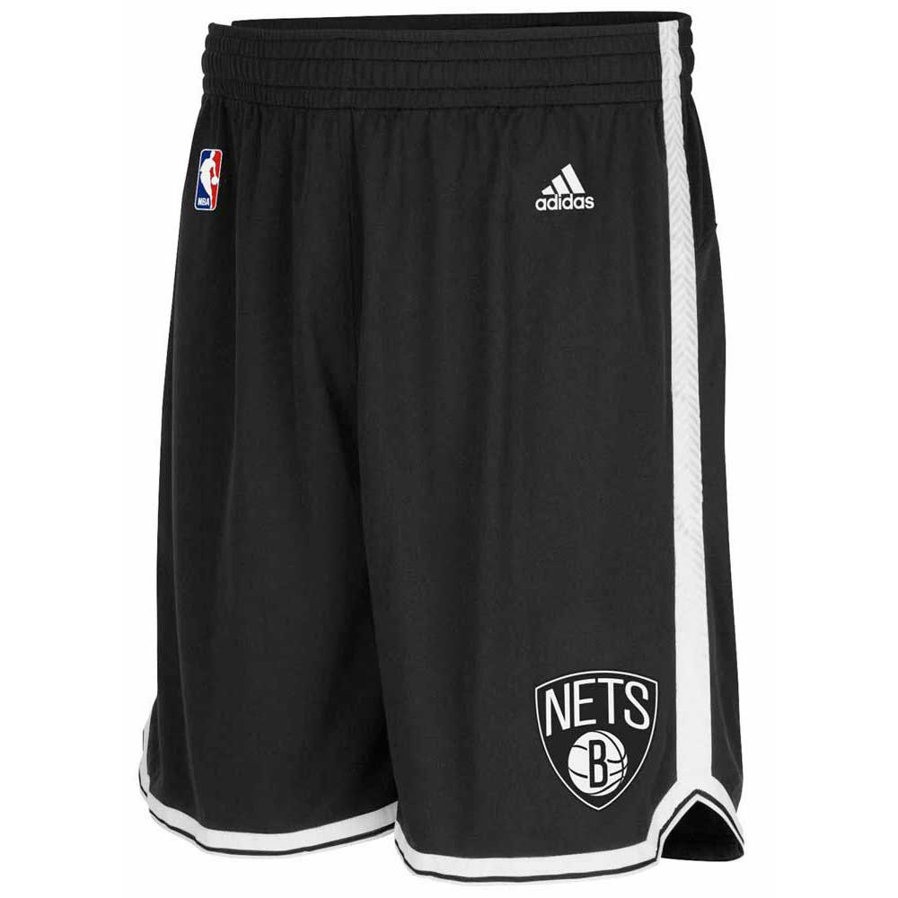 adidas Woven Nba Team Short Brooklyn Nets