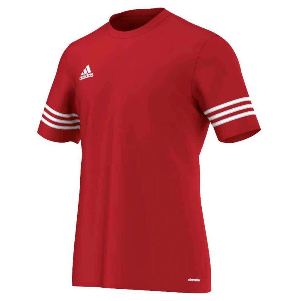 adidas Entrada 14 Jersey Short Sleeve T-Shirt