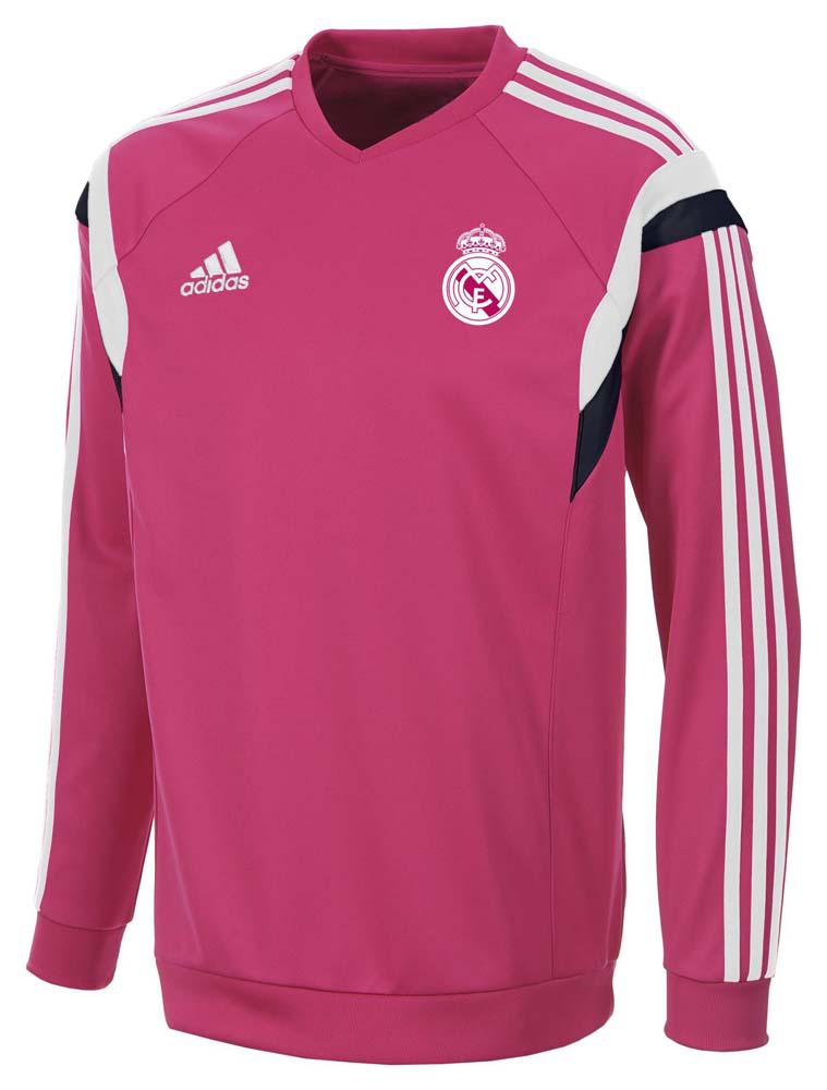 timeless design fb8b1 84a8b adidas Sweater Real Madrid Away 2017 buy and offers on Goalinn