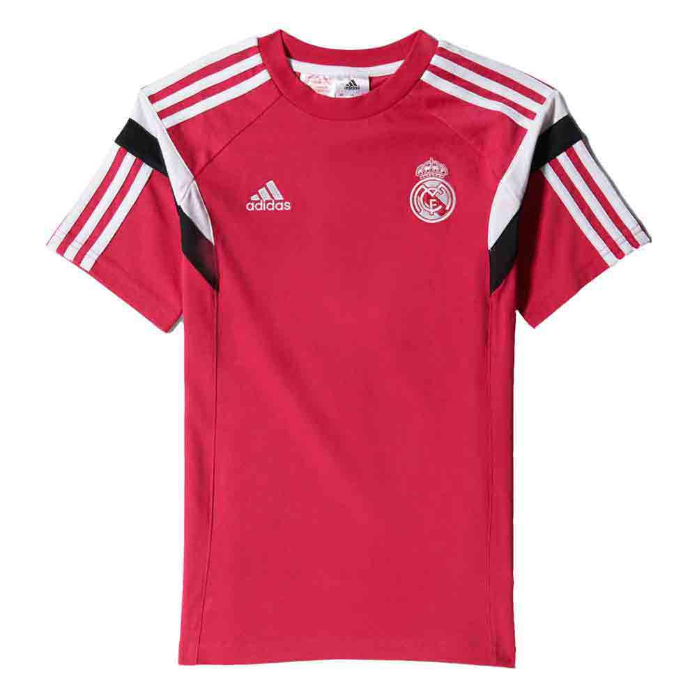 adidas t shirt real madrid tee junior 2nd 2014 2015 equipaciones oficiales clubes comprar y. Black Bedroom Furniture Sets. Home Design Ideas