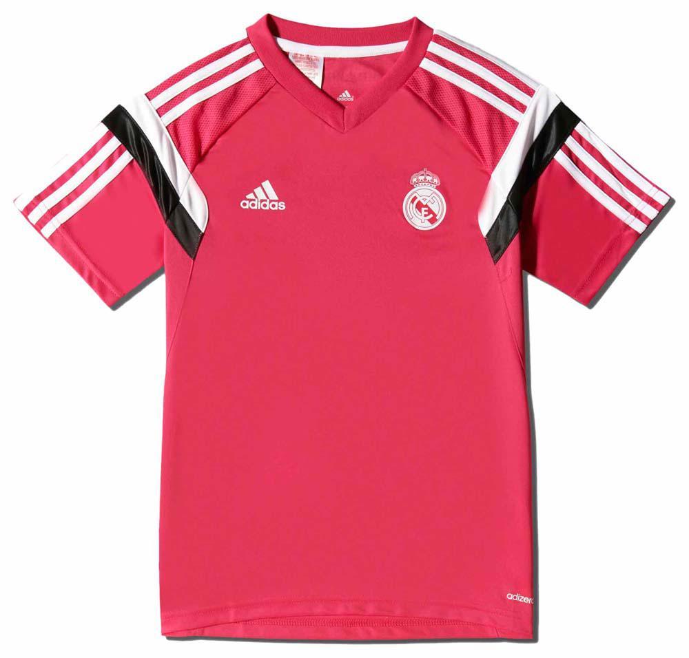 adidas T Shirt Training Real Madrid Junior e8361f43857ff