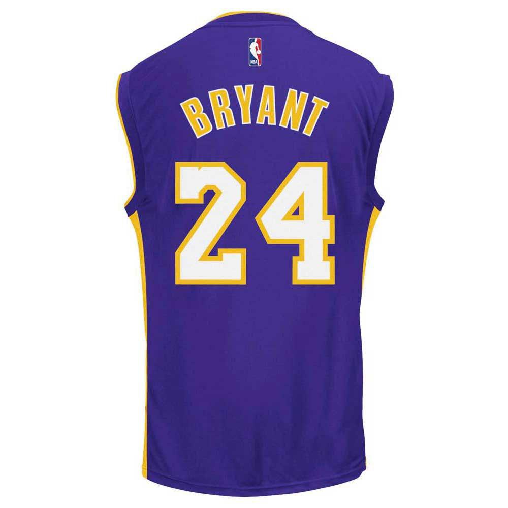 5d6159312fb1 Replica Jersey Los Angeles Lakers 2N Bryant Nba Los Angeles Lakers 1 ...