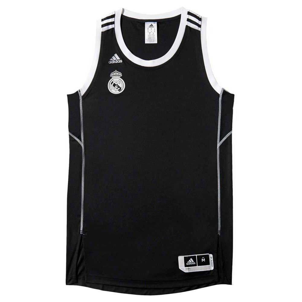 quality design 30232 31db5 adidas T Shirt Real Madrid Away Basketball , Goalinn