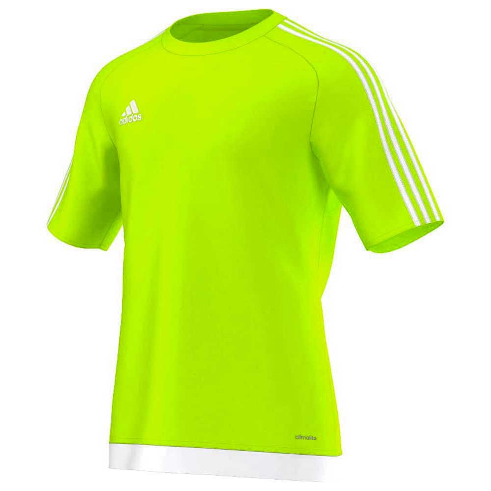 Practicar senderismo Muscular Pascua de Resurrección  adidas Estro 15 Jersey Junior Green buy and offers on Goalinn