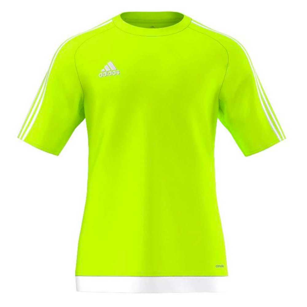 adidas Estro 15 Jersey Junior Green buy and offers on Goalinn 4d594fb86
