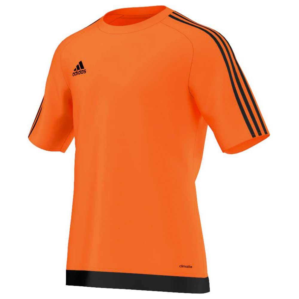 adidas Estro 15 Jersey Short Sleeve T-Shirt Orange, Goalinn