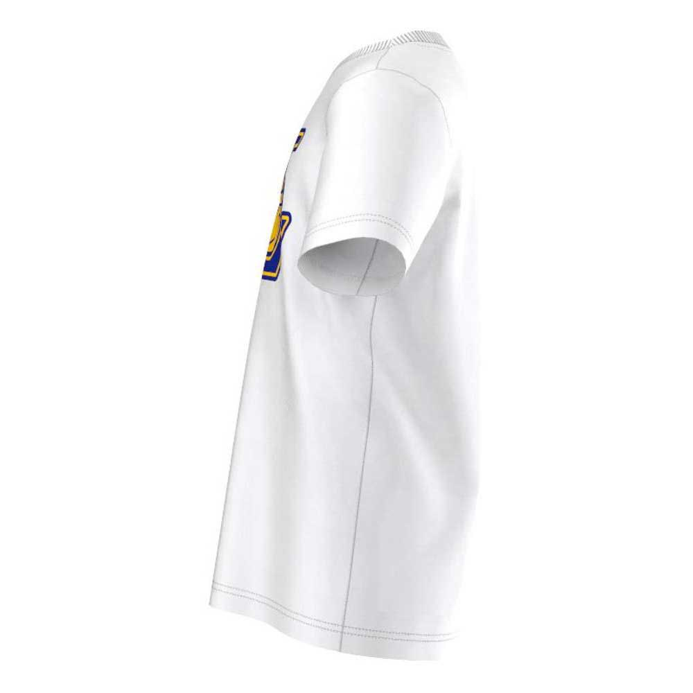 dc6b7c0ada4 ... adidas Fan Wear Logo Tee Los Angeles Lakers ...