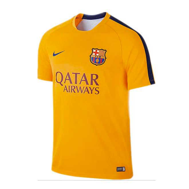 Nike FC Barcelona Flash Pre Match S/S Top