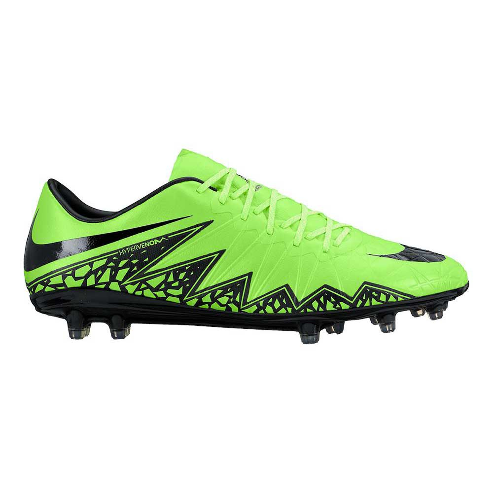 zapatos deportivos super especiales comprar auténtico Nike Hypervenom Phinish FG Green buy and offers on Goalinn