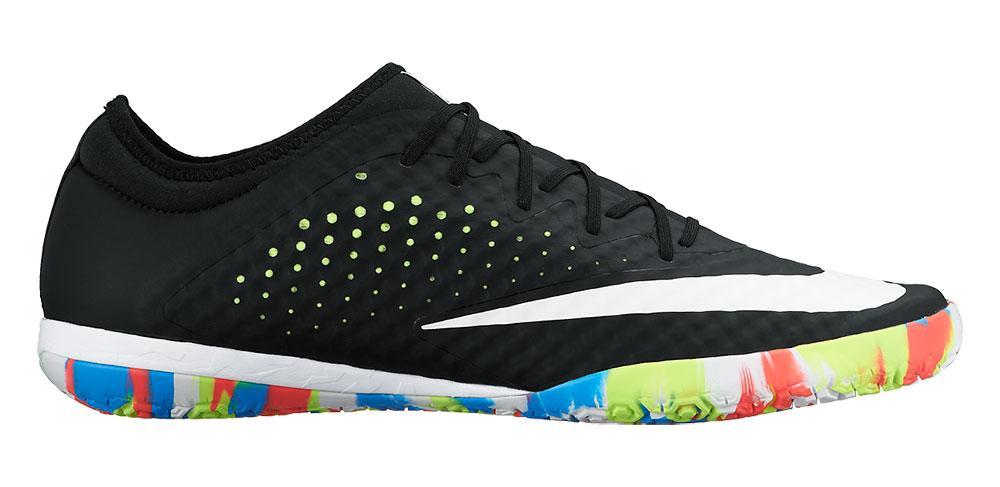 Nike Mercurialx Finale Street IC Black / White, Goalinn