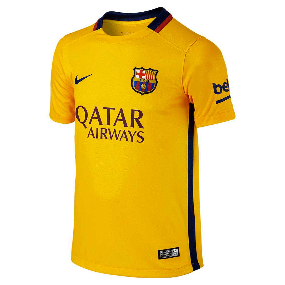 Nike FC Barcelona Away Boys