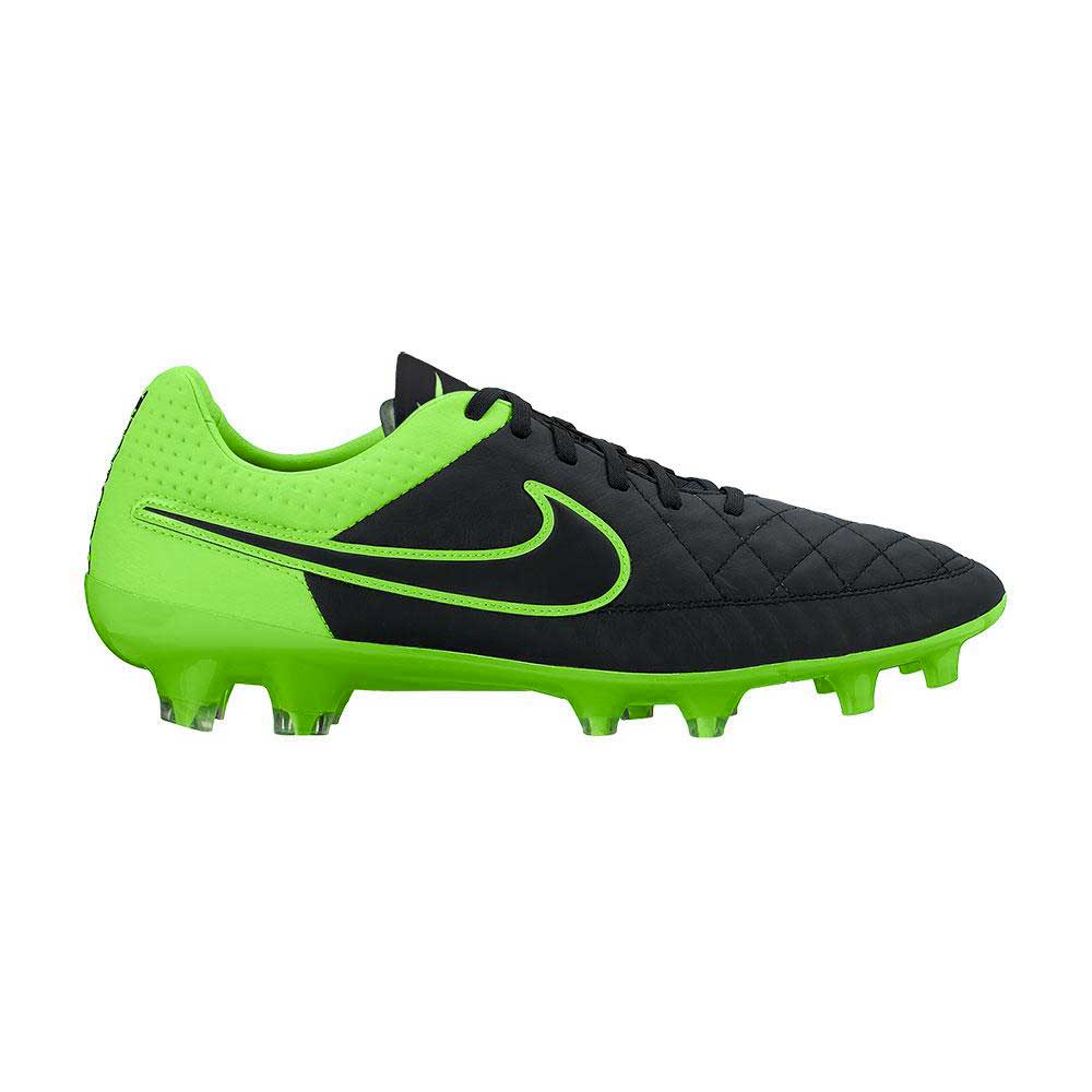 acfe1ed87 Nike Tiempo Legend V FG Green buy and offers on Goalinn