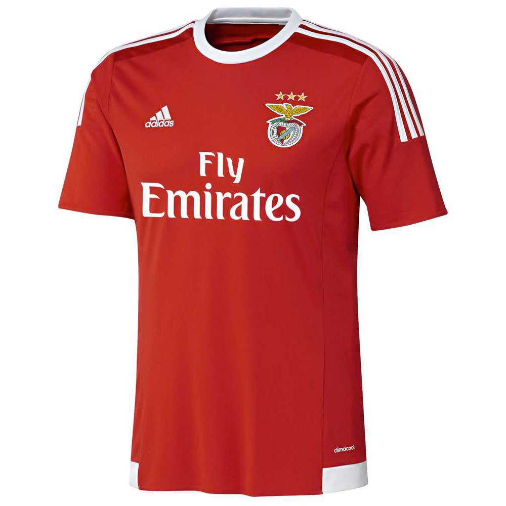 adidas T Shirt Benfica buy and offers on Goalinn 52f7c218f9ca5