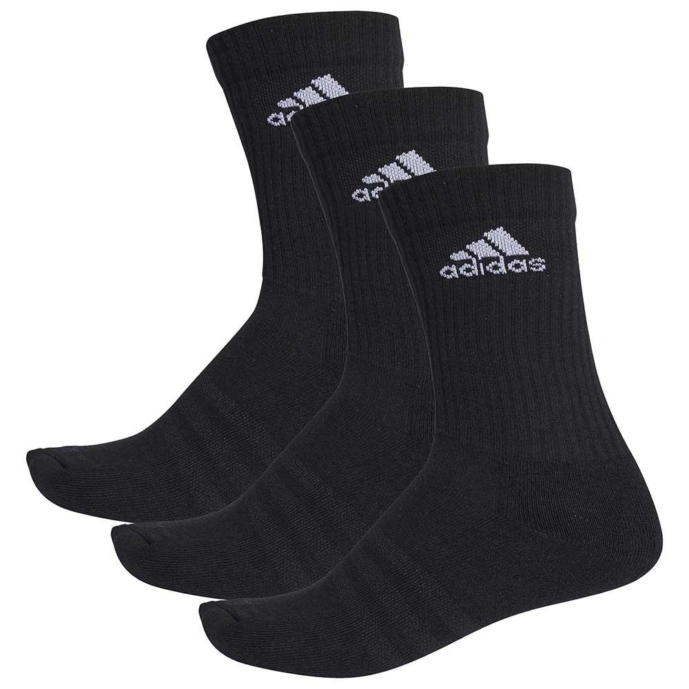 adidas 3s Performance Crew Half Cushioned 3pp
