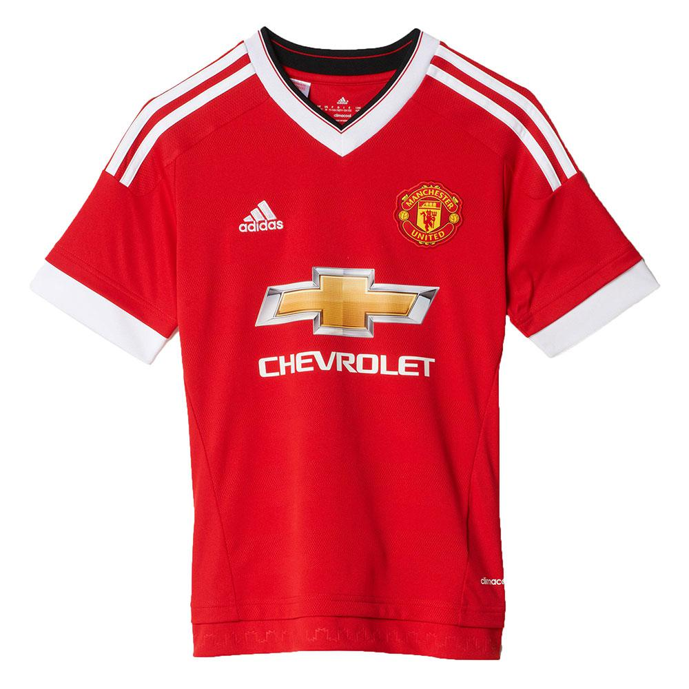 adidas t shirt manchester united boys buy and offers on