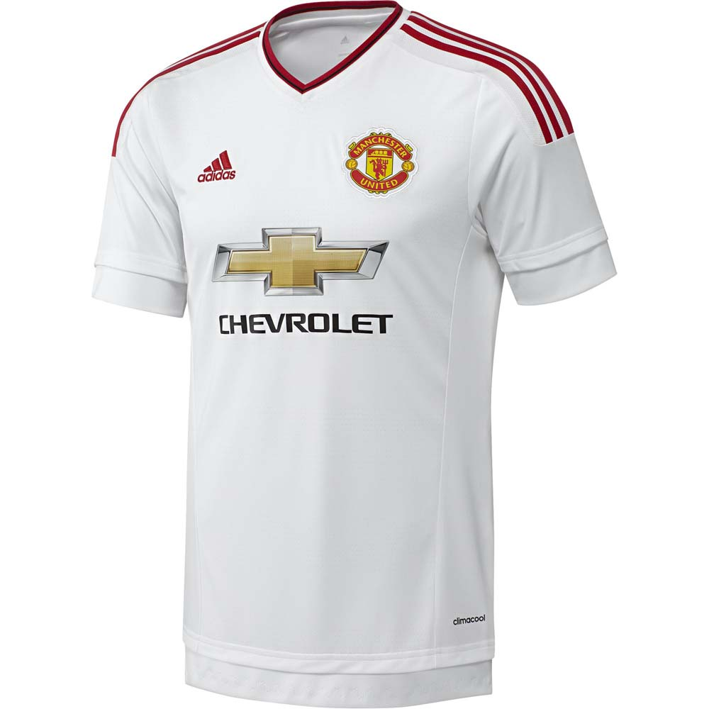 adidas T Shirt Manchester United Away