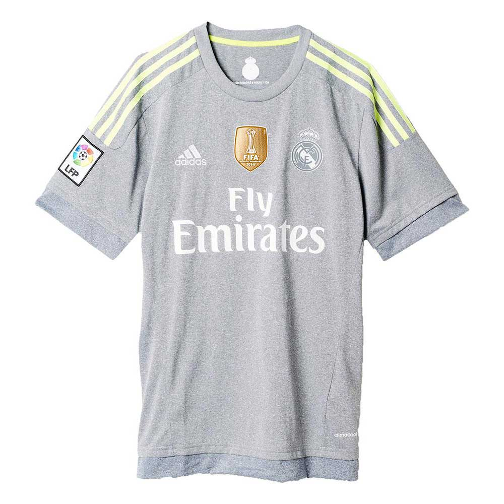 adidas t shirt real madrid away acheter et offres sur goalinn. Black Bedroom Furniture Sets. Home Design Ideas