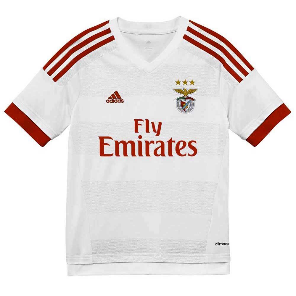 pretty nice 85e36 db396 adidas SL Benfica Away 15/16 Junior